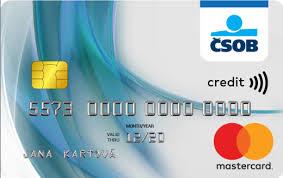bf602f2b0 Československá obchodní banka, a. s. - Kreditní karta Standard od ...