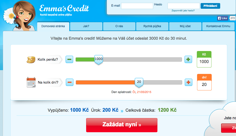Pujcky online bez registru nová paka picture 4